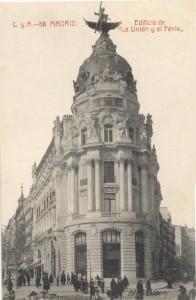 Edificio La Unión y el Fenix